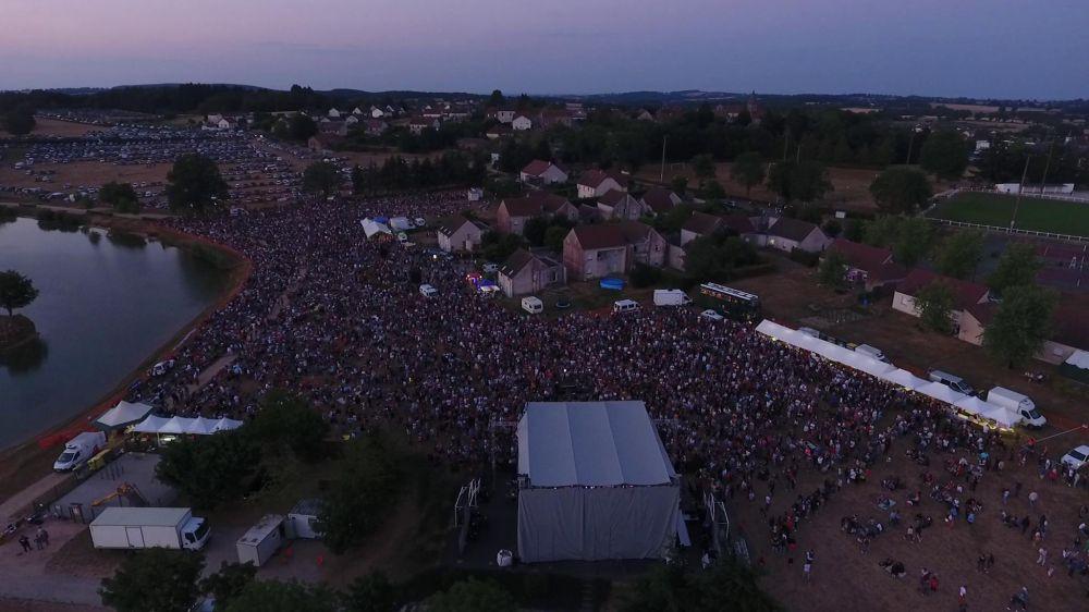 Tronget 2018 - 20000 personnes